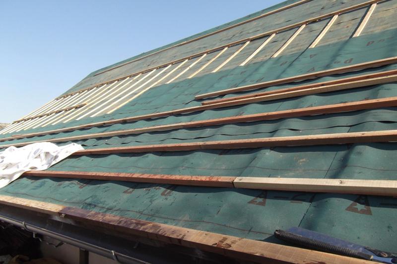 屋根改修3