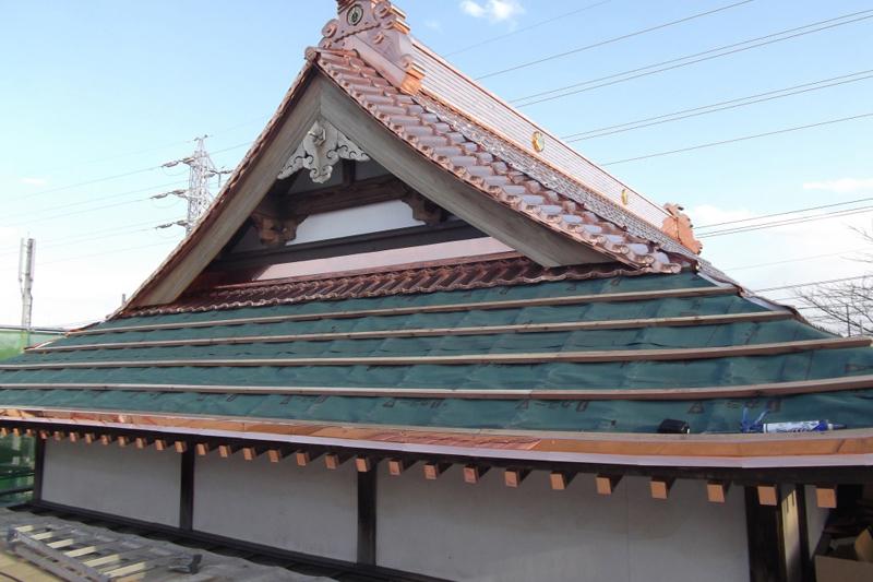 屋根改修5